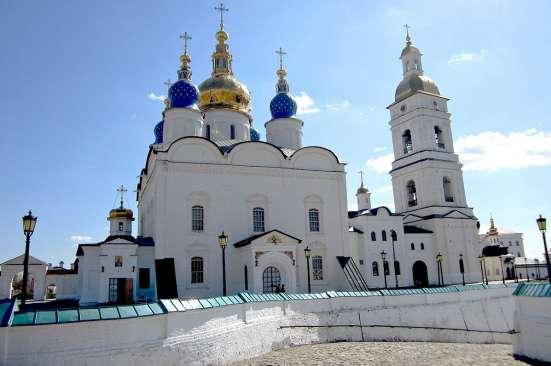 """Экскурсия """"Тобольск, Абалак"""""""