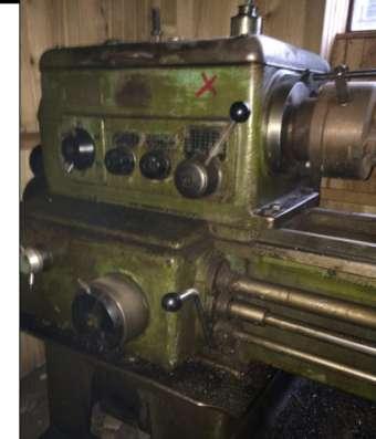 Продаю токарный станок: 1К62. 1961 г. в. Коломна Фото 3