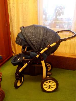 Продам коляску Paolo в отл. состоянии 10т. р