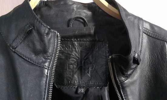 Куртка кожанная в Тобольске Фото 1