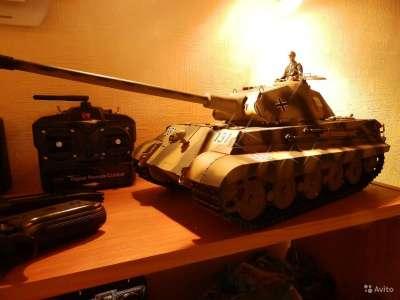 Радиоуправляемый танк Taigen KingTiger H в Санкт-Петербурге Фото 1