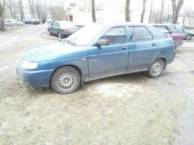 подержанный автомобиль ВАЗ 2112