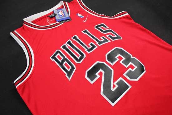 Баскетбольная майка NBA Чикаго Булс #23 Jordan