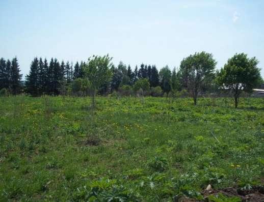 Продается земельный участок 18 соток в Сокольниково, Можайский район, 123 км от МКАД по Минскому шоссе. Фото 1