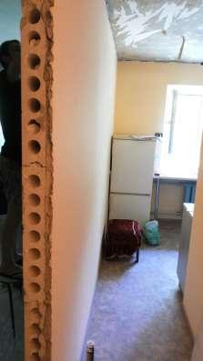 Строительство межкомнатных перегородок, гипсокартон в Раменское Фото 3