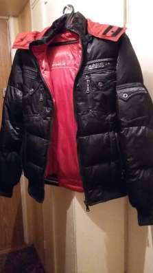 Зимняя куртка с капюшоном (абсолютно новая), очень тёплая