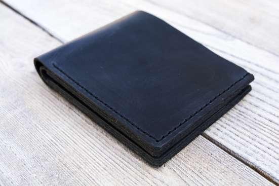 Кожаный кошелек в г. Северодонецк Фото 4