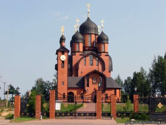 Участки в Токсово в Санкт-Петербурге Фото 4