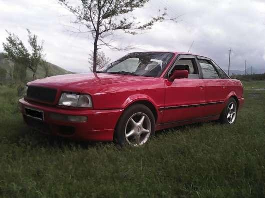 Продажа авто, Audi, 80, Механика с пробегом 15000 км, в г.Минск Фото 5