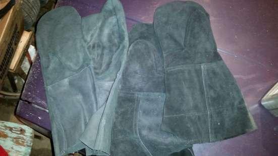 Сварочные костюмы, краги (новые) в Сургуте Фото 3