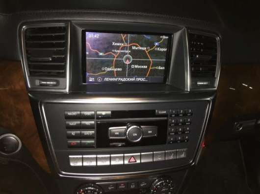 Mercedes-Benz GL500 2013