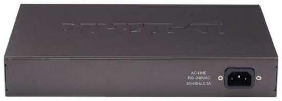 Коммутатор (свитч) D-Link DES-1016D