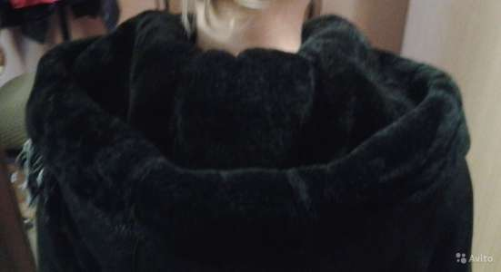 Дублёнка с капюшоном в Дзержинске Фото 2