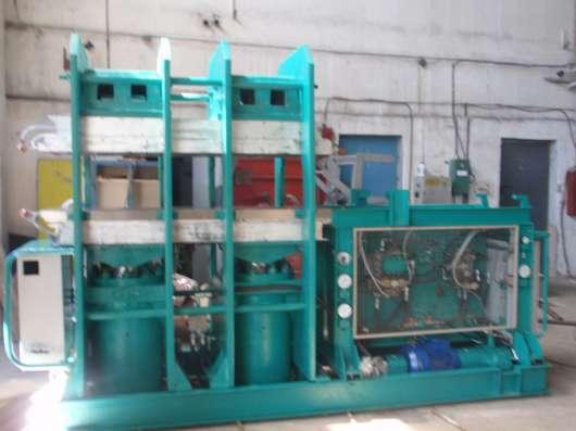 Изготовление и ремонт прессов гидравлических