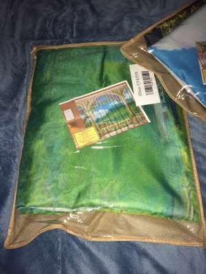 Комплект штор+тюль