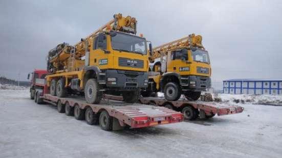 Перевозка крупногабаритных грузов тралами