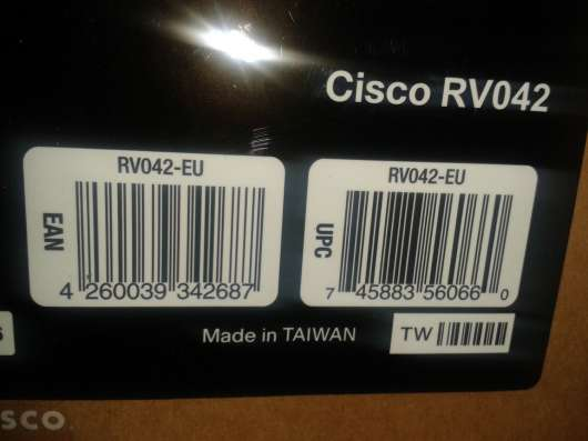 Cisco RV042-EU