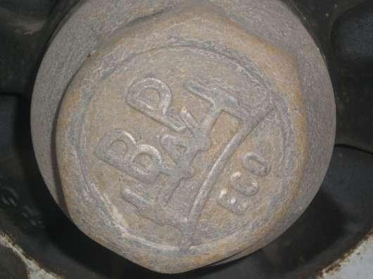 Полуприцеп миксер бетоновоз
