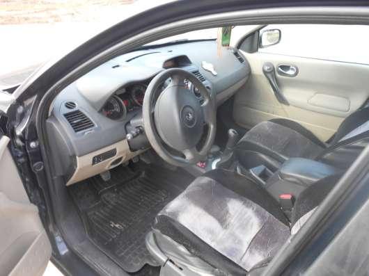 Продажа авто, Renault, Megane, Механика с пробегом 140000 км, в Туле Фото 2