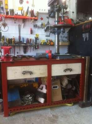 Мебель гаражная