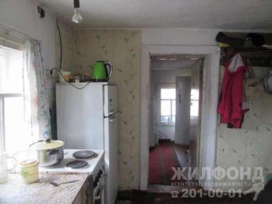 дом, Новосибирск, Лужниковская, 47 кв.м. Фото 5