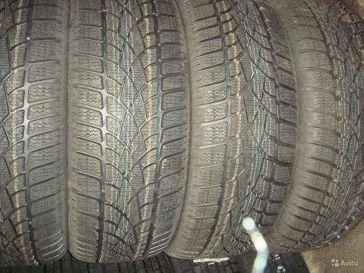 Новые зимние Dunlop 275/40 R19 Winter Sport 3D в Москве Фото 1