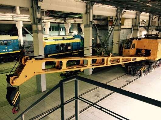 Ремонт маневровых тепловозов (локомотивов) в г. Астана Фото 2
