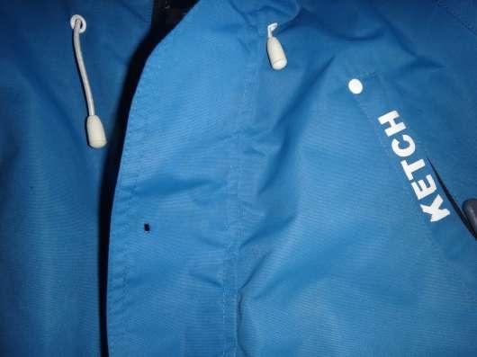 Куртка зимняя KETCH б/у для мальчика 9-10 лет