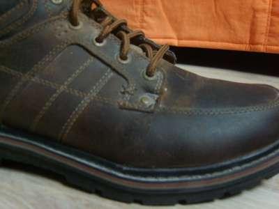 Ботинки мужские SKECHERS