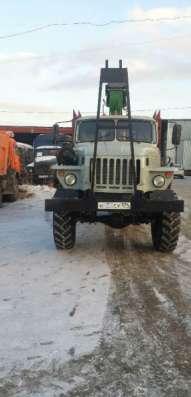 грузовой автомобиль УРАЛ 43204 лесовоз в г. Печора Фото 1