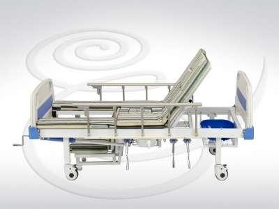 Кровать медицинская для лежачих больных в Москве Фото 4