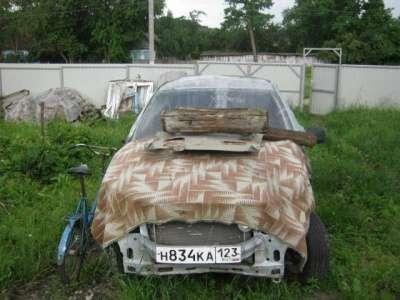 битый автомобиль ВАЗ 2190 Granta, цена 85 000 руб.,в Краснодаре Фото 2