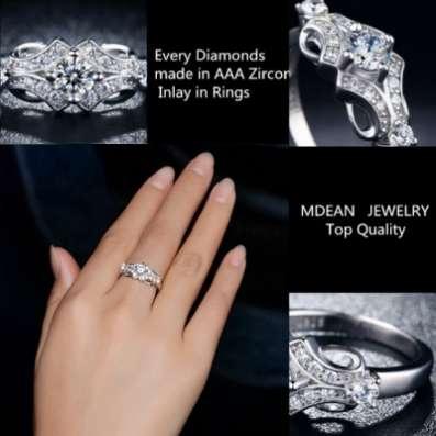 Новое очаровательное кольцо