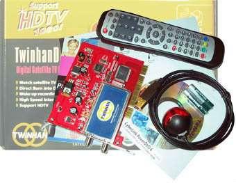 Twinhan DTV Sat-102G спутниковая ТВ карт
