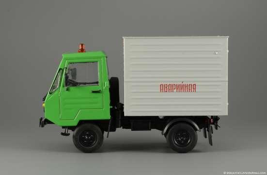 автомобиль на службе №63 Мультикар-25 Аварийно-техническая с