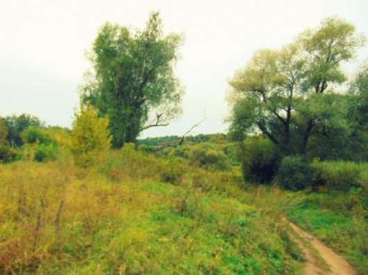 22 сoтки на берегу реки в г.Звенигoрoде. в Звенигороде Фото 3