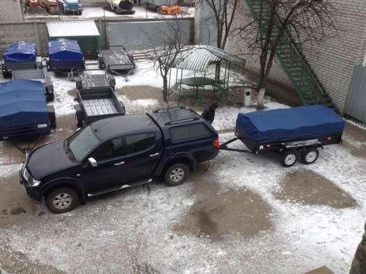 Прицеп Лев 300  от завода КРЕМИНЬ плюс