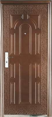 Входная стальная дверь