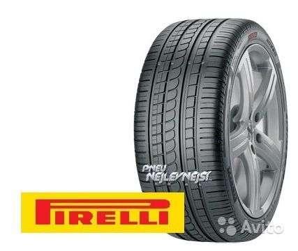 Новые Pirelli 275/40 R19 P zero rosso 101Y x