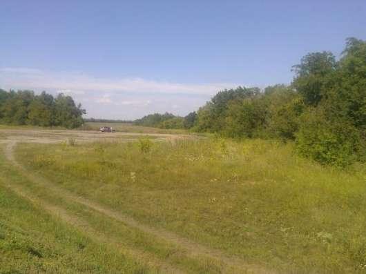 Продается земельный участок площадью 6,6га.