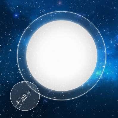 Управляемый светодиодный светильник Saturn (серия Astrella)