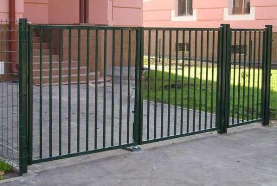 Продам ворота и калитки в Курске