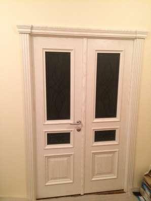 Установка дверей в Москве Фото 2