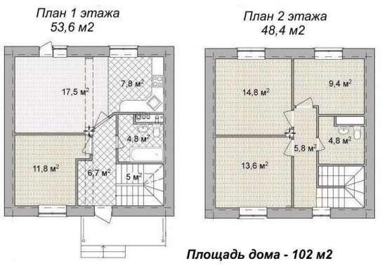 Коттедж в КП Журавли в Кстове Фото 3
