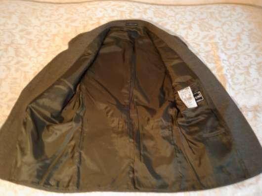 Пиджак мужской шерсть 60 % б/ у в Бобруйске