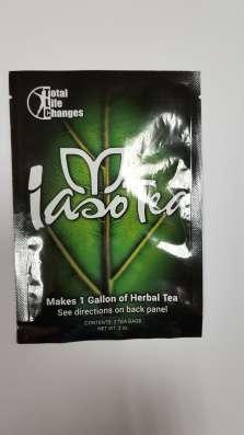 Чай IASO(Ассоциация по изучению ожирения)