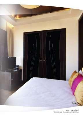 Дверь межкомнатная LUIDOOR Рио черный дуб