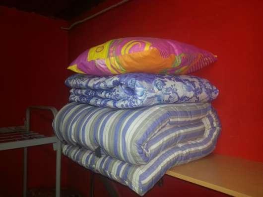 Металлические кровати и Матрацы для рабочих от производителя.
