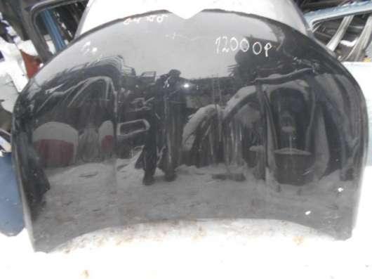 Капот на Citroen DC4 2012