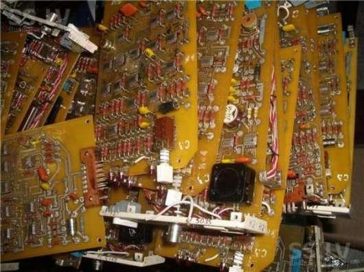 Дорого купим радиоприборы, радиодетали, АТС станции, ЭВМ машины, печатные платы и др. в Москве Фото 3